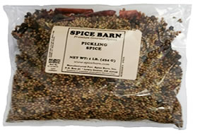 Pickling Spice Bag